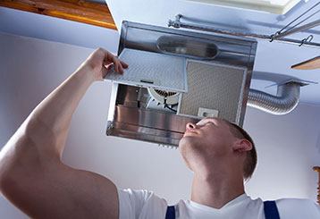 Kitchen Exhaust Hood Cleaning | Ducts & Attic Cleaning Experts, TX